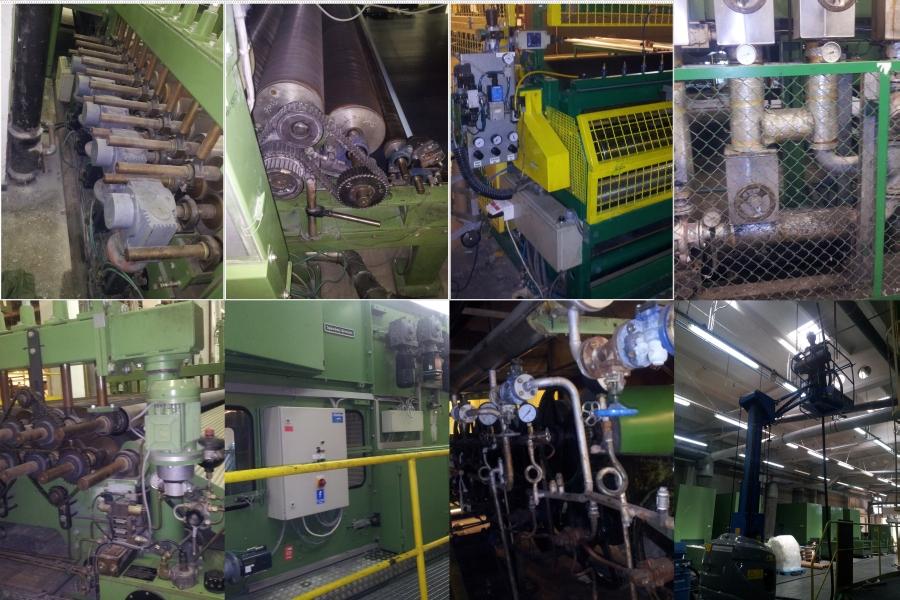czyszczenie instalacji przemysłowych