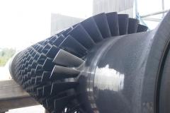 turbina przed
