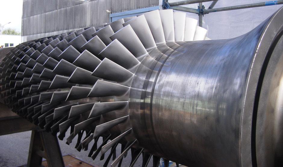 turbina po